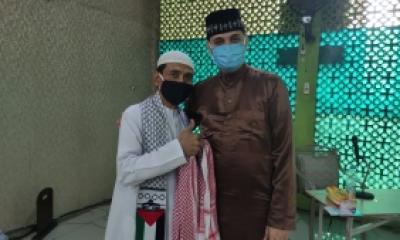 Gaza Emergency Event di Masjid Ar Raihan Pancoran Riverside Apartment, Jakarta Selatan