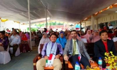 Buah Hati Fest 2019 dan Ucapan Terima Kasih dari DR. Dhiya Al Juneidi