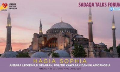Hal Besar Apa yang Mungkin Terjadi Pasca Kasus Hagia Sophia?