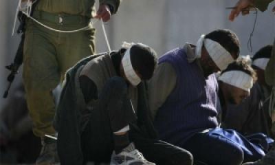 2800 Warga Palestina Mendekam di Penjara Zionis Israel